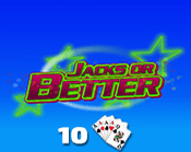 Jacks or Better 10 Hand